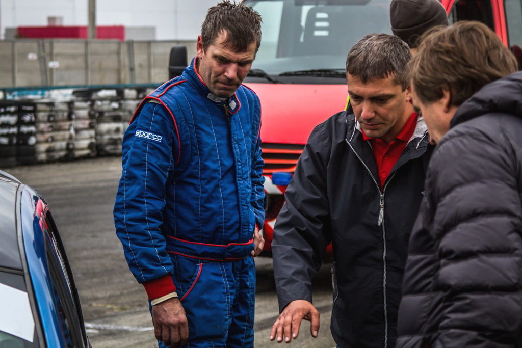 Чемпионат Украины по кольцевым гонкам