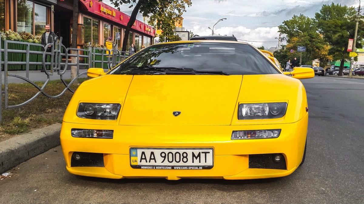 Lamborghini Diablo VTS 6.0