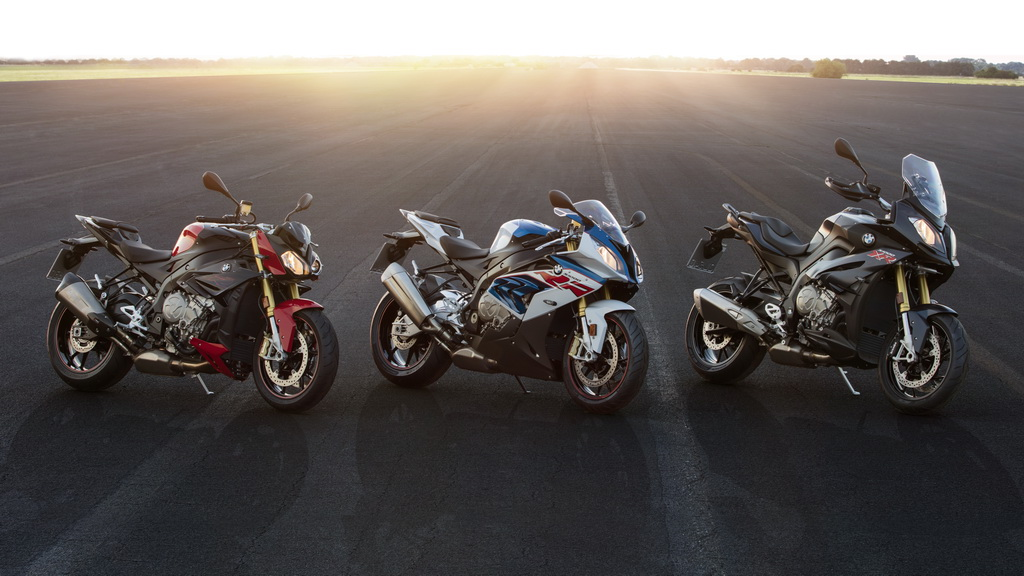 BMW S 1000 RR, S 1000 R, S 1000 XR