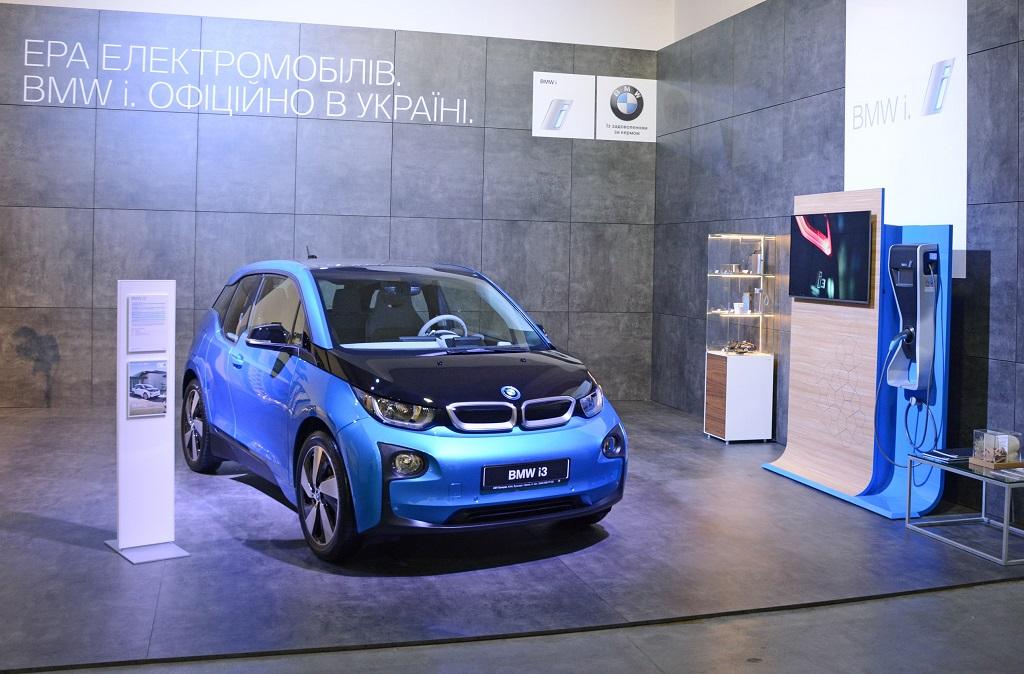 BMW – офіційний автомобіль тижня прет-а-порте Ukrainian Fashion Week