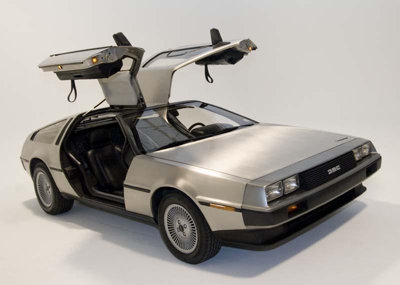 Назад в будущее. DeLorean DMC-12 возвращается на конвейер