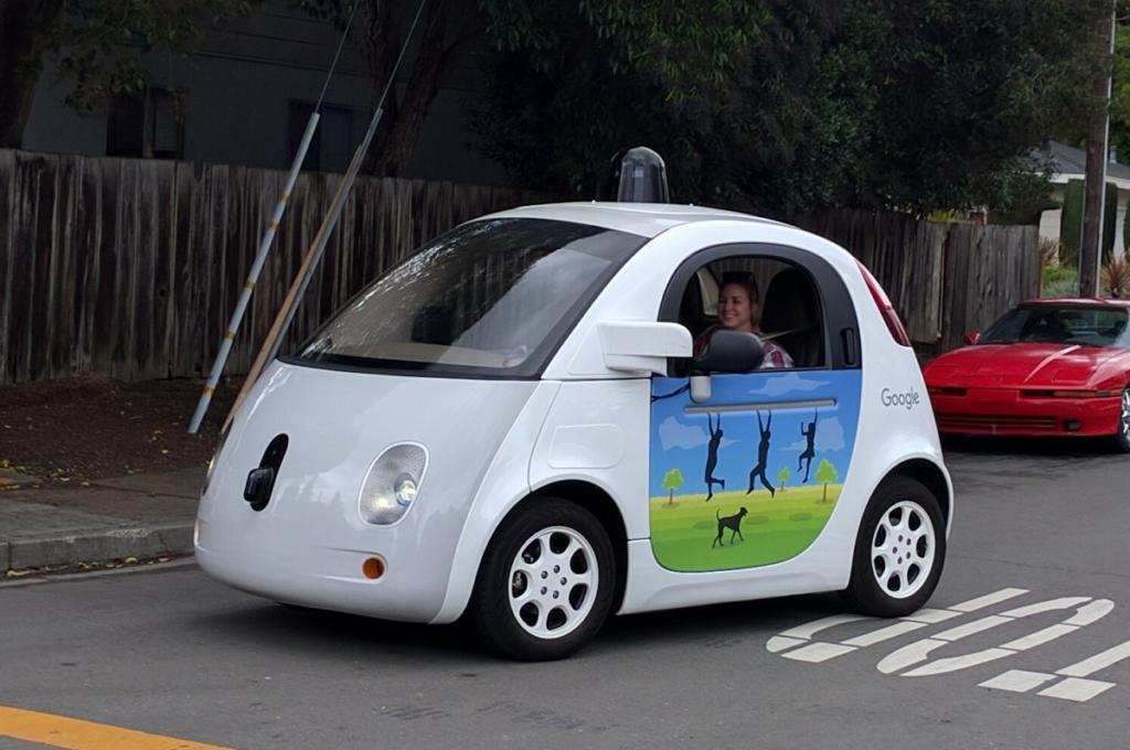 Беспилотные автомобили потребуют умных дорог