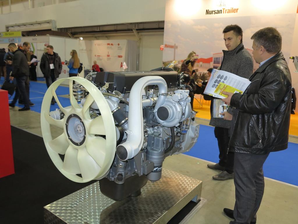 двигатели FPT Industrial
