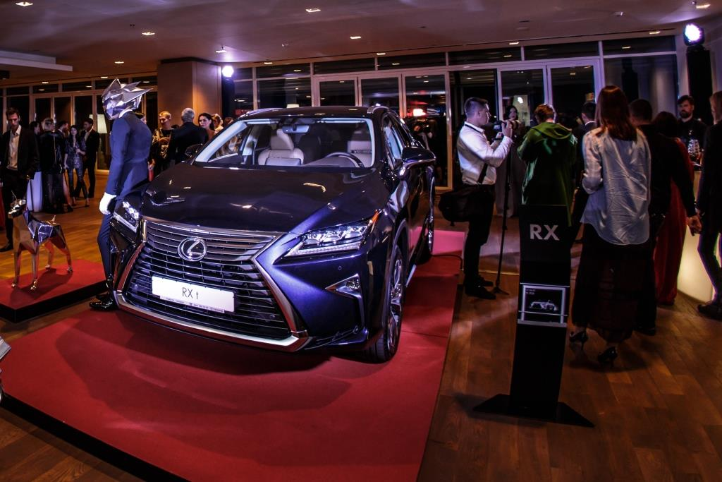 Lexus на «Best Fashion Awards 2016»