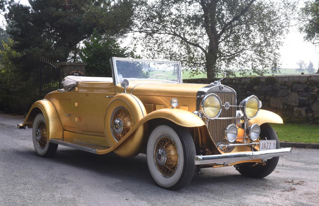 Первый электромобиль Tesla в Европе продали на аукционе