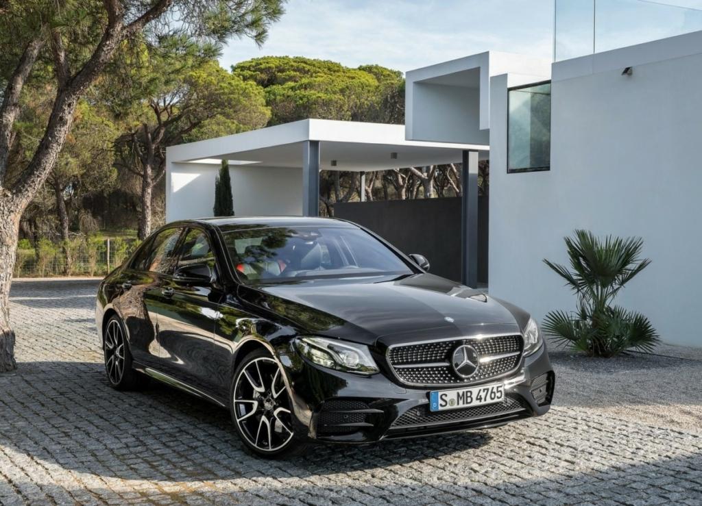 Mercedes-AMG E63 2017 – новые подробности спортивного седана Мерседес