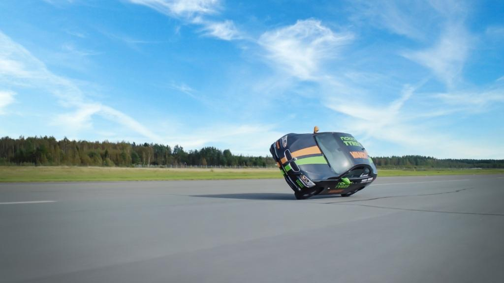 Новый мировой рекорд с Nokian Tyres и Vianor