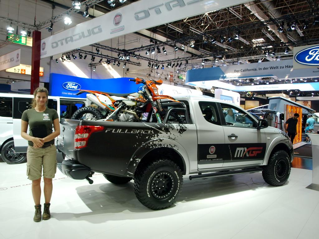 Пикап Fiat Fullback