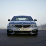 Новая БМВ 5. Официальные фото и характеристики BMW 5 2017