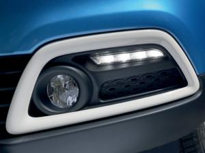 Краш-тест Renault Captur