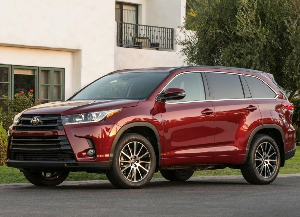 Toyota Highlander 2017 – 7 фактов о новом кроссовере Тойота