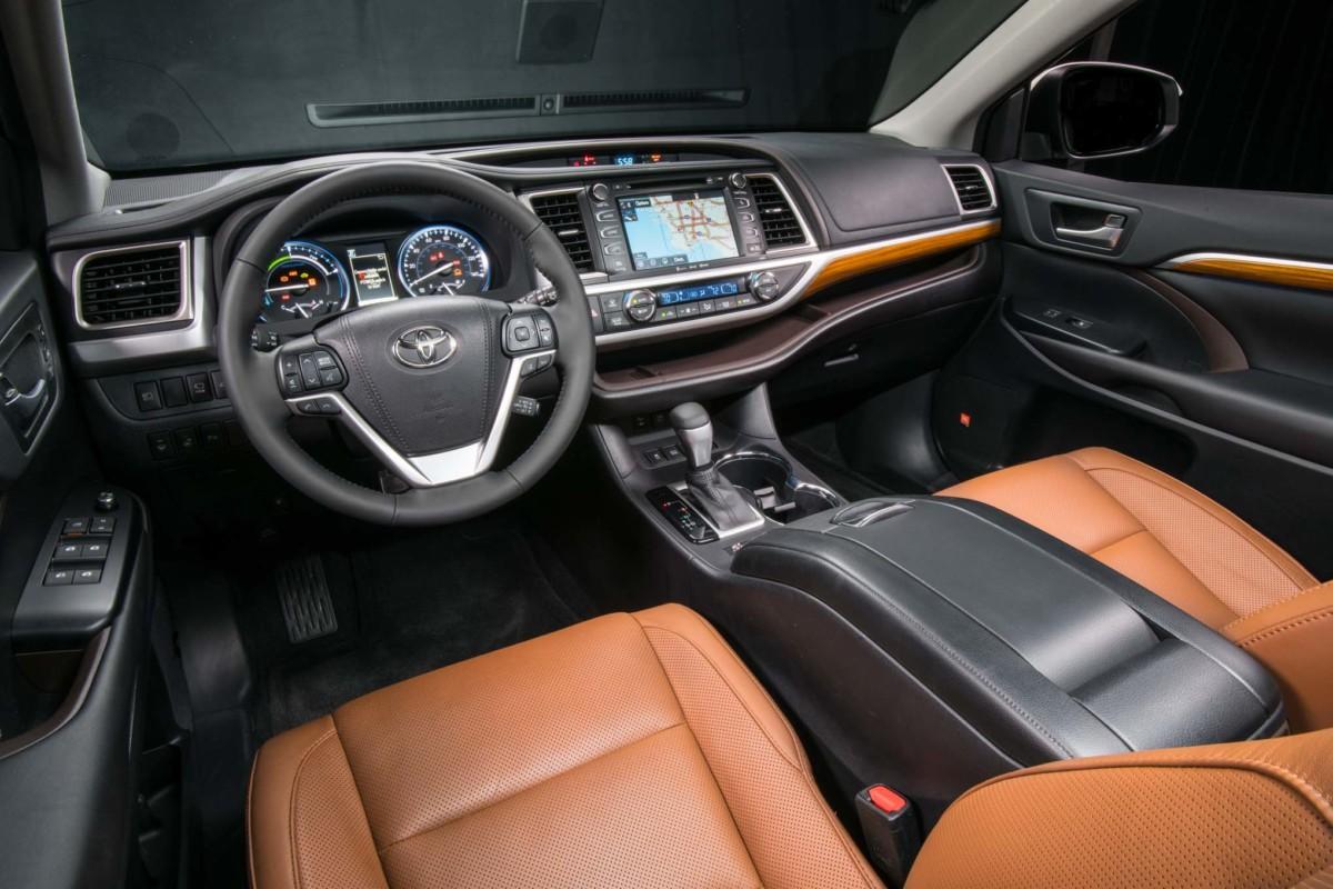 AUTO.RIA – Новое авто Тойота Highlander (Toyota Highlander ...