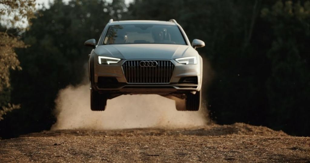 Audi A4 Allroad 2017 - внедорожный универсал в экстремальных условиях