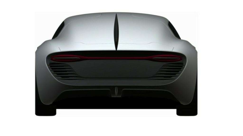 Беспилотный автомобиль Porsche – первые подробности