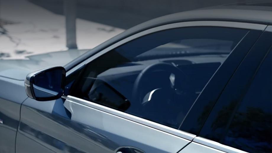 BMW 5 2017 – первые допремьерные фото и видео новой пятерки БМВ
