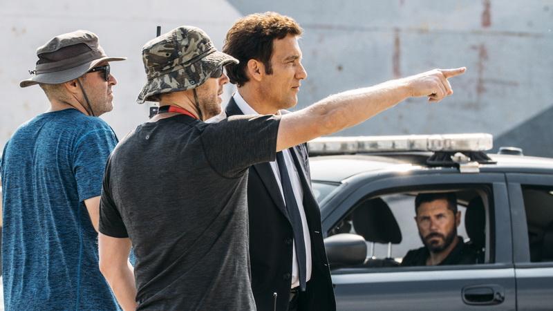 На сайте BMWFilms.com состоялась премьера экшн-фильма «Побег»