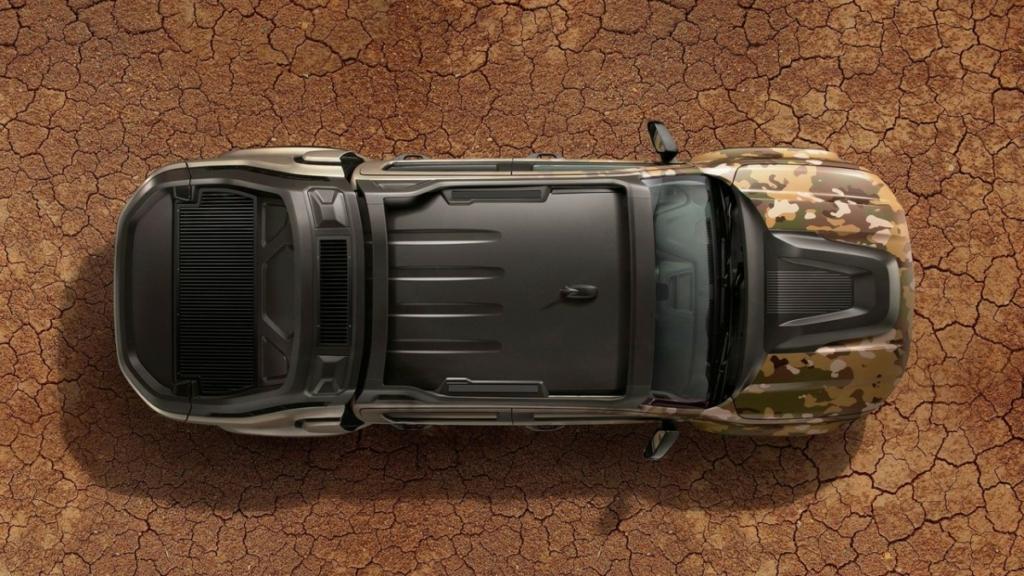 Пикап Chevrolet Colorado ZH2 – боевой электрокар для армии США