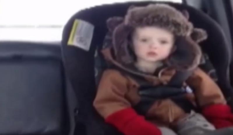 Как не заснуть в машине – мастер-класс от ребенка