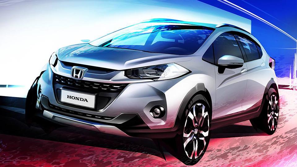 Новый бюджетный кроссовер Honda будет конкурировать с Duster