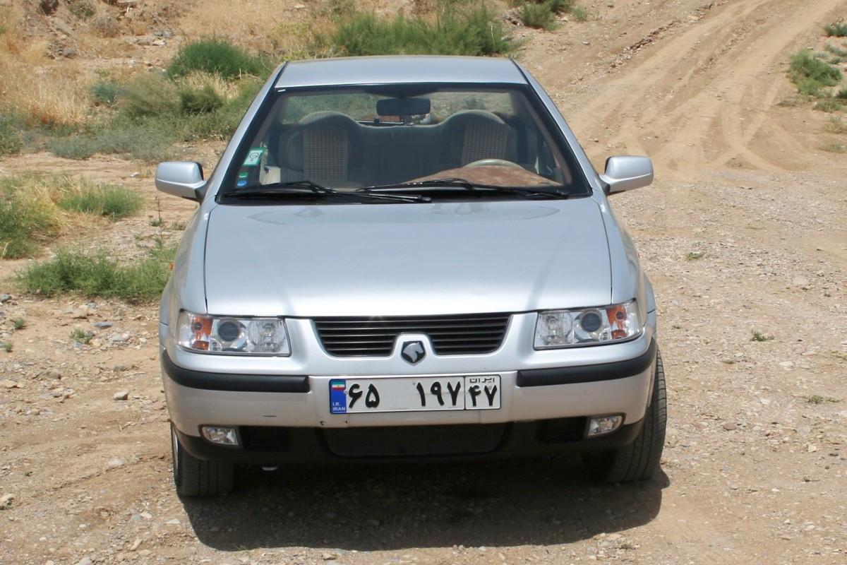 В Украине появятся автомобили Iran Khodro азербайджанской сборки?