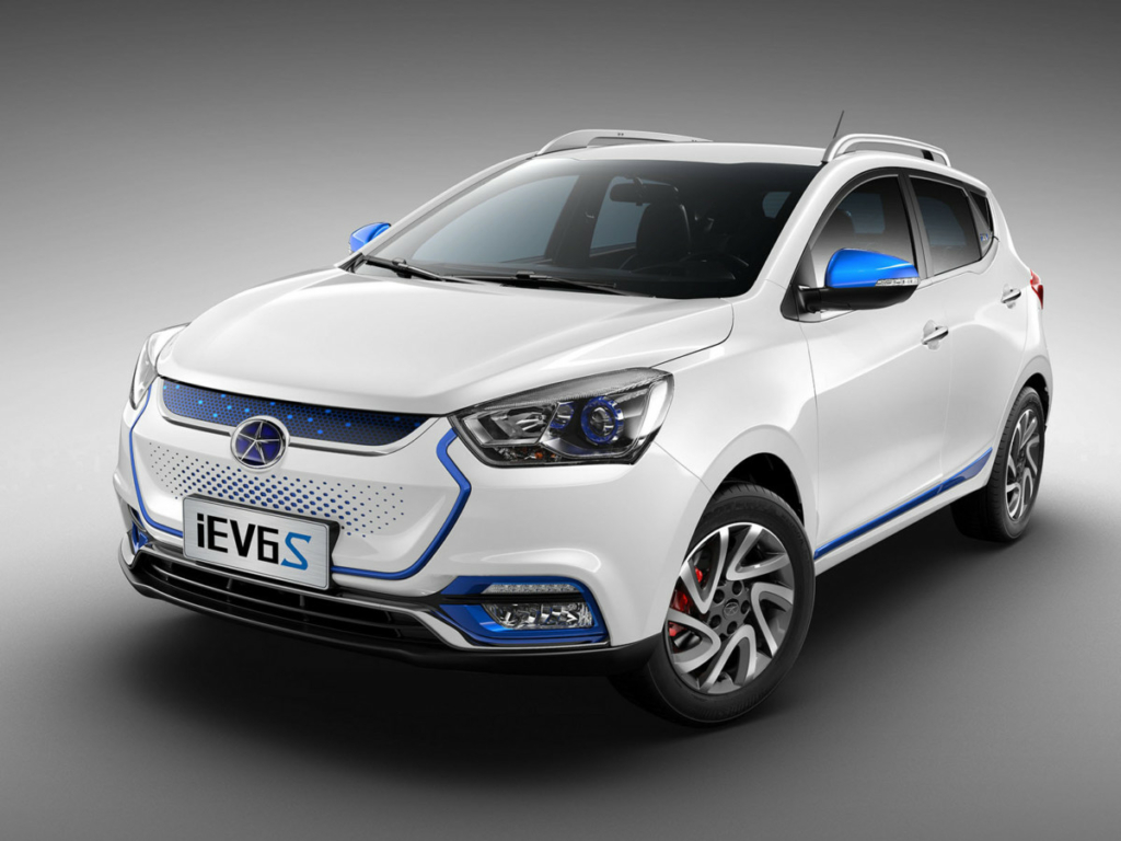 Новые электромобили Volkswagen будут создавать вместе с китайцами