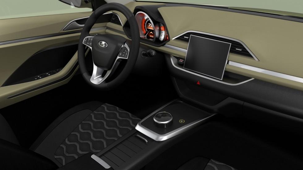 Lada XCODE. Каким будет серийный кроссовер Лада
