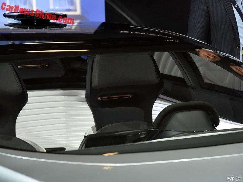 Электромобиль LeEco LeSee Pro – китайская Тесла за меньшие деньги