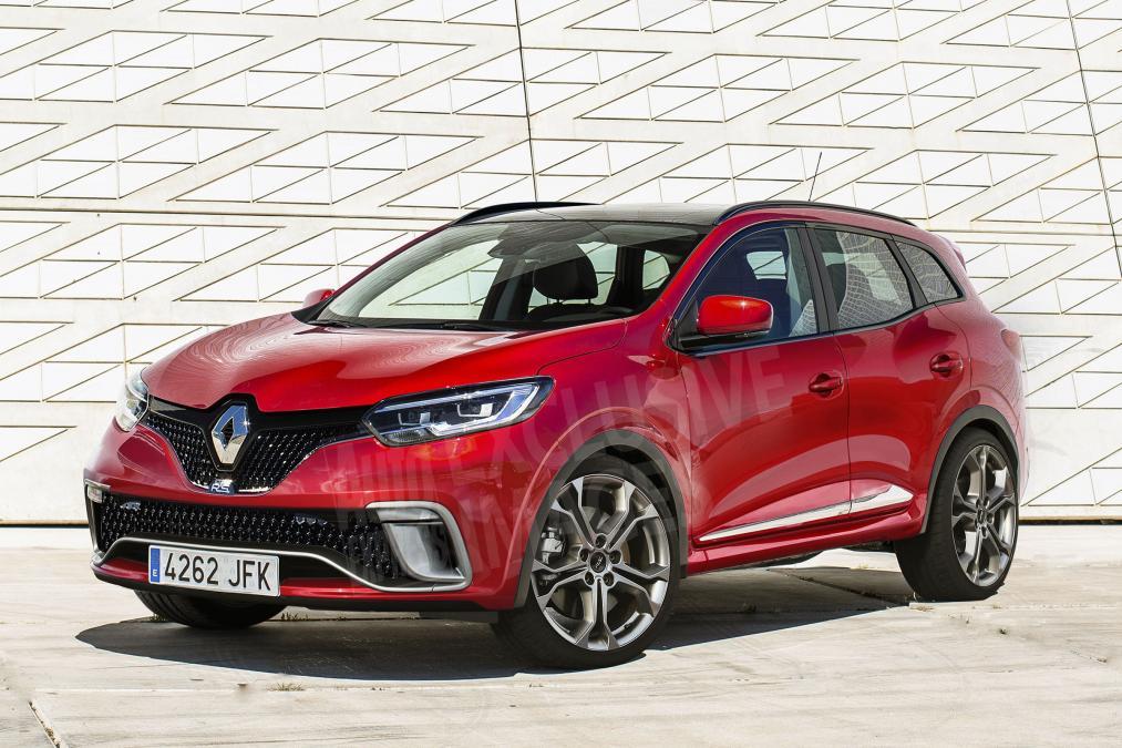 Renault готовит заряженные Captur и Kadjar, а Nissan – горячий Micra