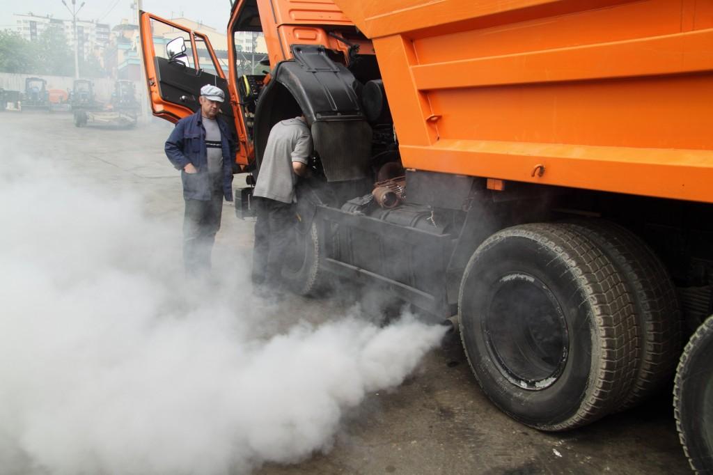 КАМАЗ в Украине обложили санкциями