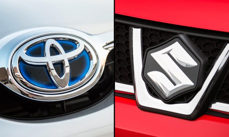 Toyota и Suzuki создадут альянс для выпуска новых машин