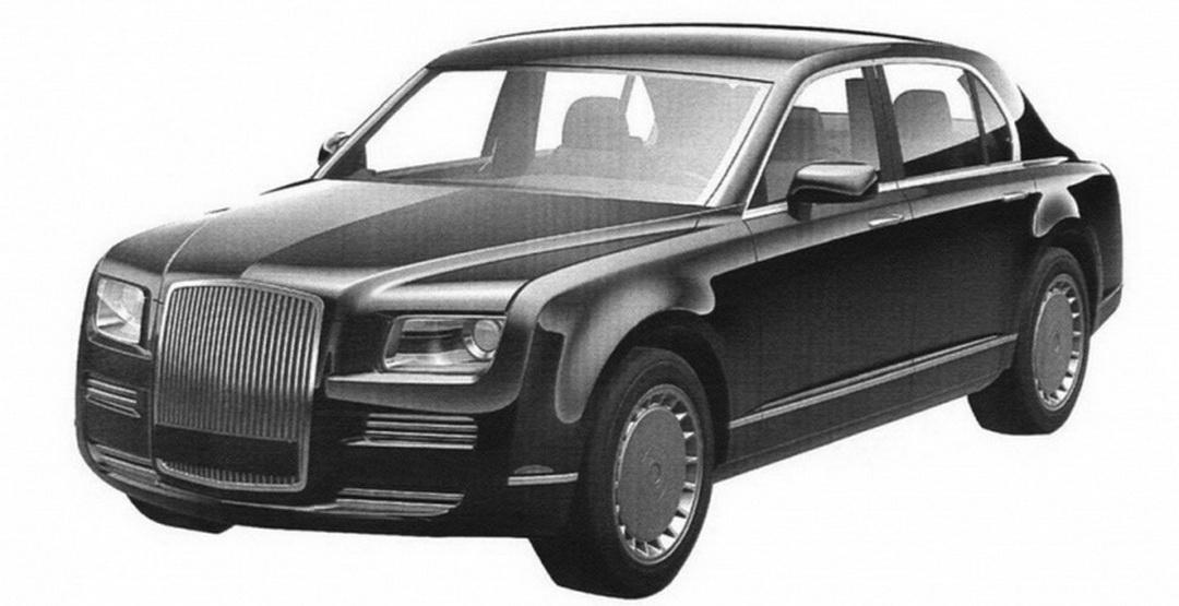 Aurus – новый российский бренд люксовых автомобилей