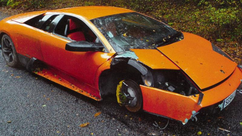 Не для слабых духом: сколько стоит ремонт Lamborghini после ДТП