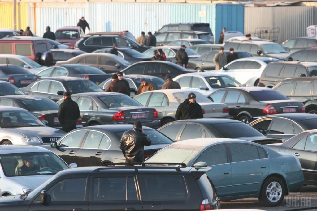 Самые популярные б/у автомобили в Украине по итогам октября