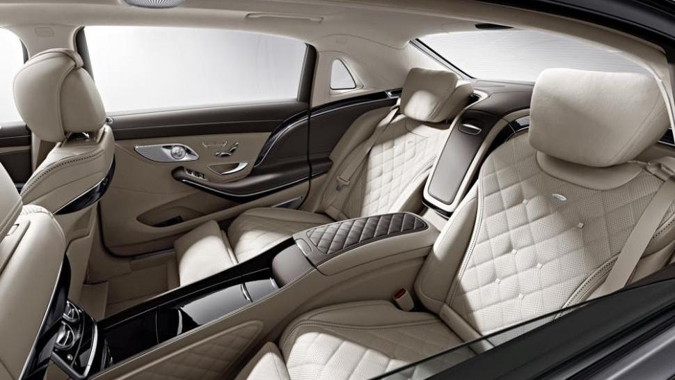 Mercedes-Benz планирует сделать роскошный внедорожник Майбах