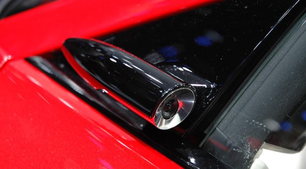 ВЮжной Корее зеркала вавтомобилях начнут подменять накамеры с2017