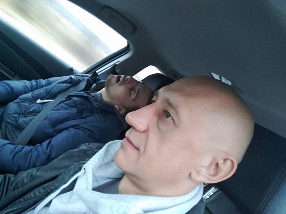 10 000 км за 7 дней - не дай ему заснуть!