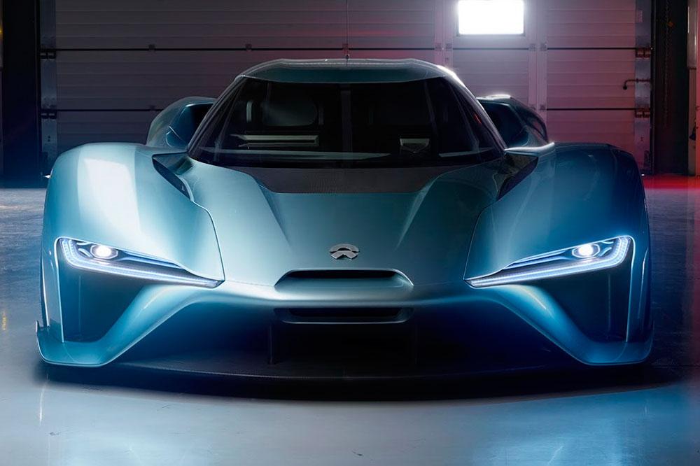 Китайский электромобиль может обогнать даже Теслу