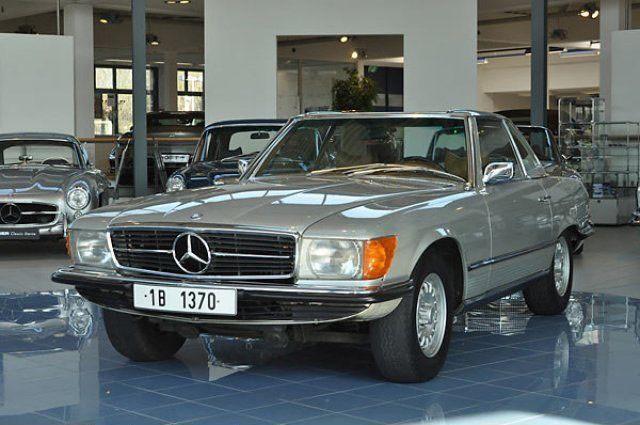 Mercedes-Benz диктатора продают второй раз за год