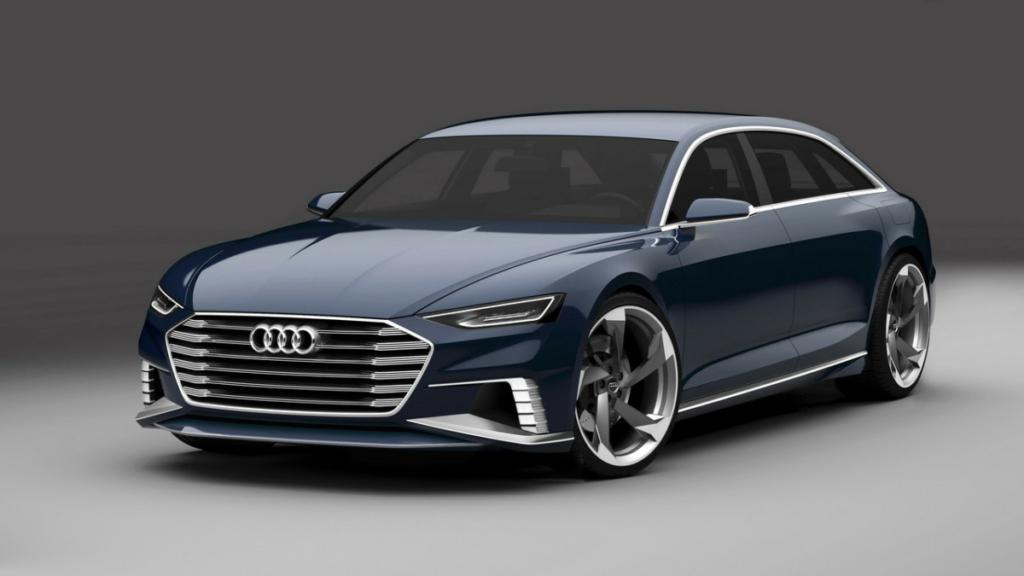 Каким будет новый Audi A6