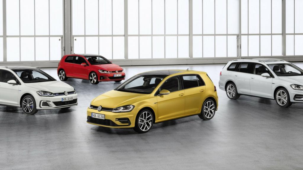 Volkswagen Golf 2017. Интересные факты об обновленном Гольф