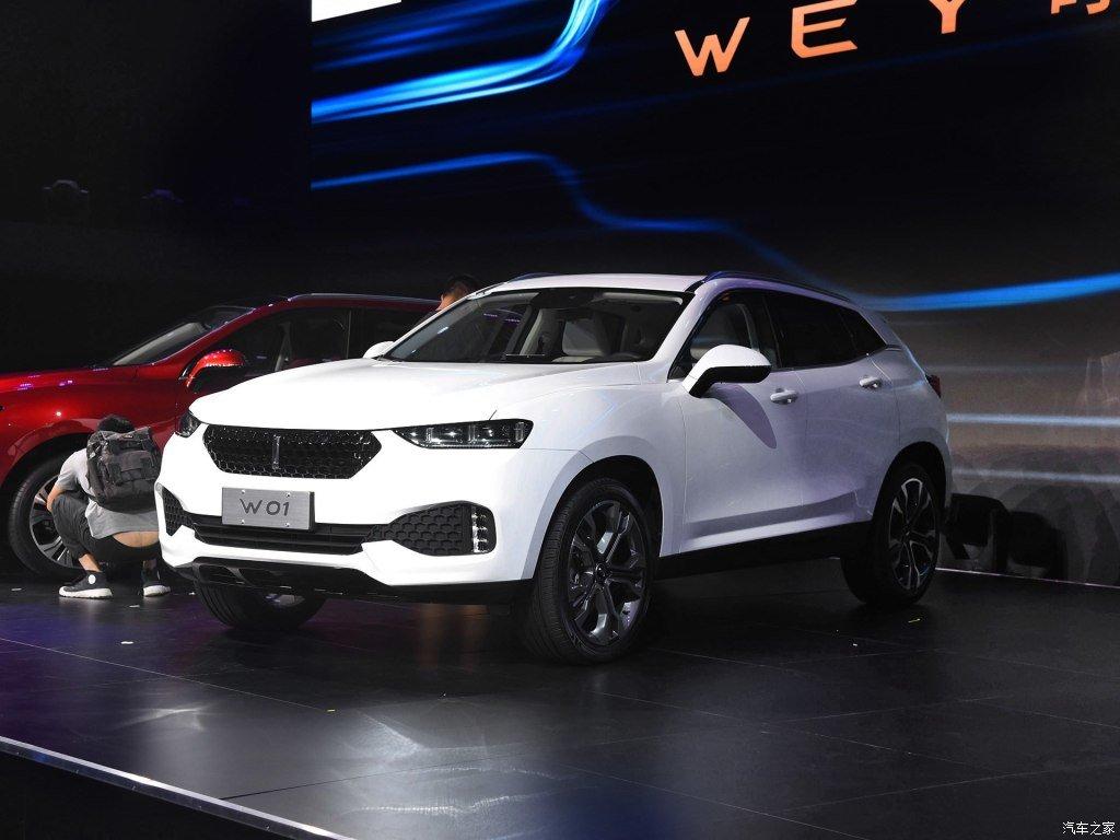 Китайский Great Wall показал конкурента Lexus и BMW