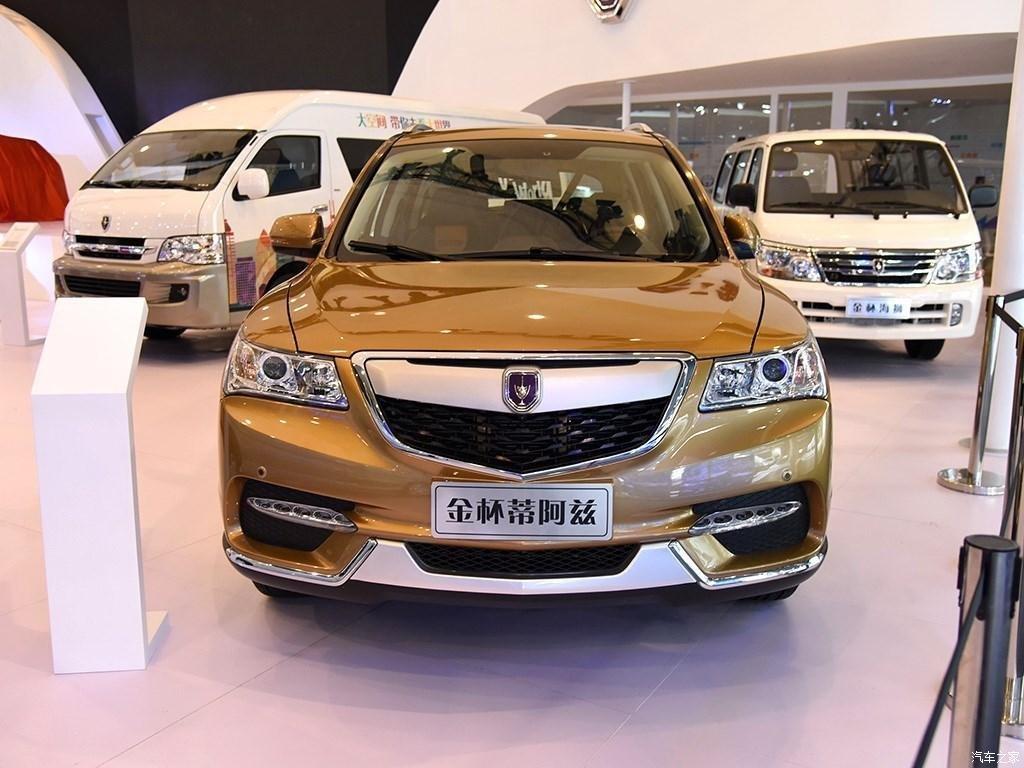 Jinbei Diazi китайский клон Acura MDX