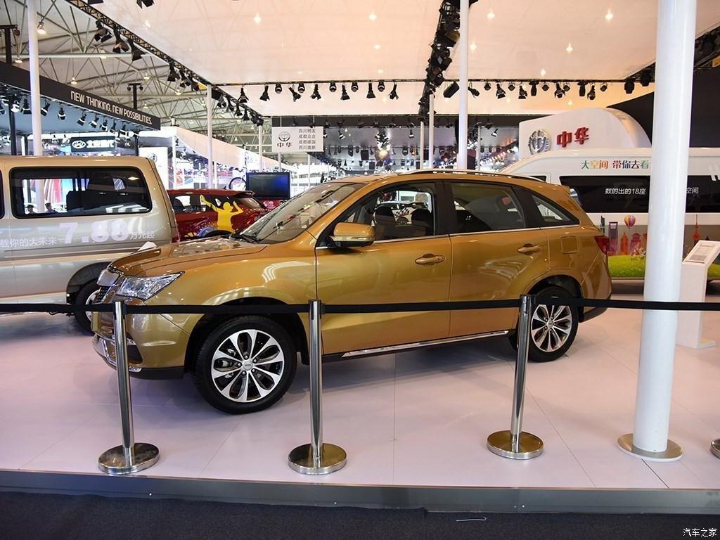 На рынке КНР стартовали продажи «поддельной» версии Акура MDX
