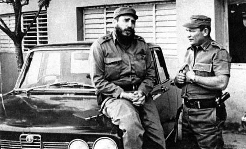 Самые интересные автомобили Фиделя Кастро