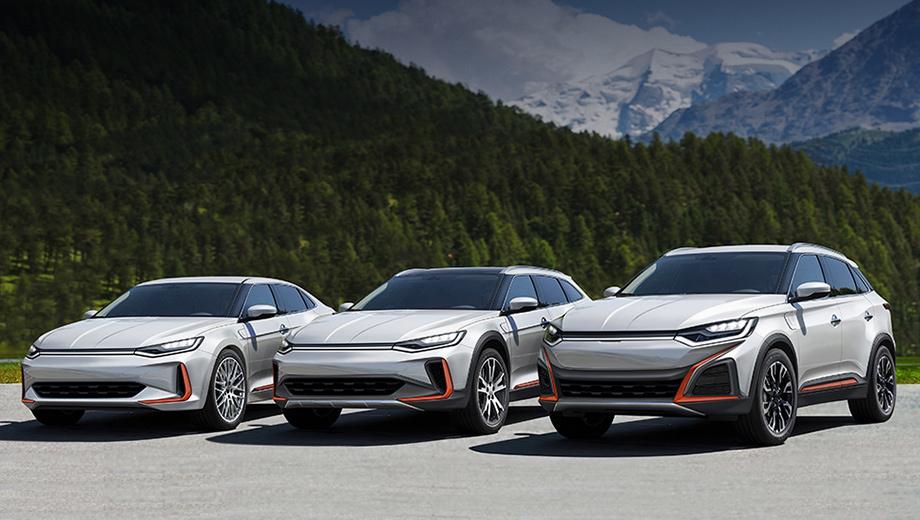 Китайские электромобили WM Motors начнут выпускать в 2018 году