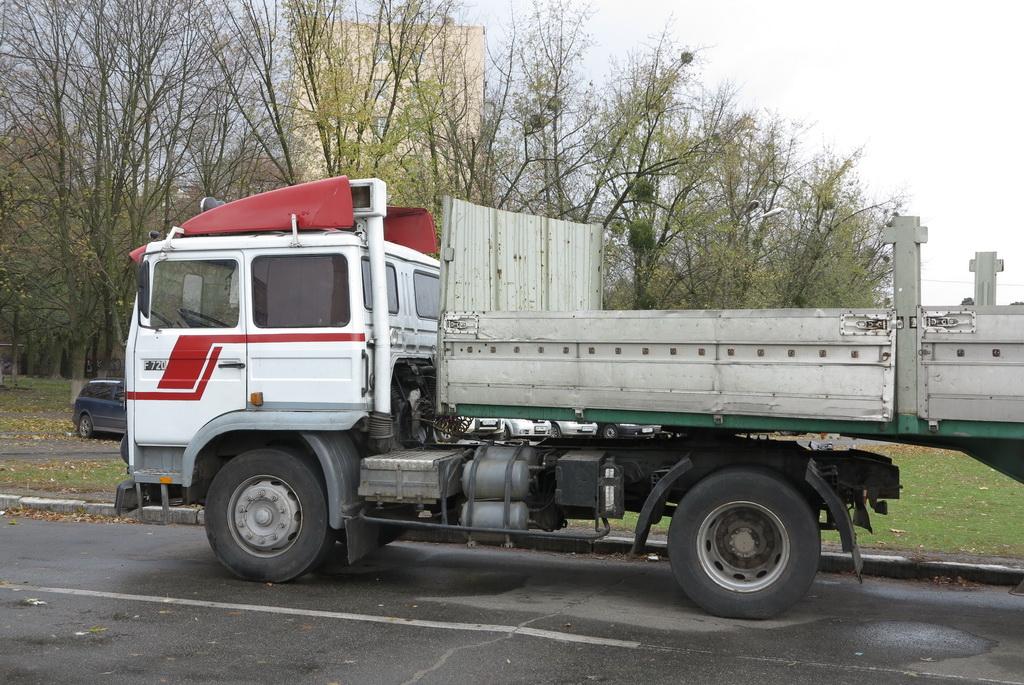 Volvo семейства F7 Miljo («Мильо»)