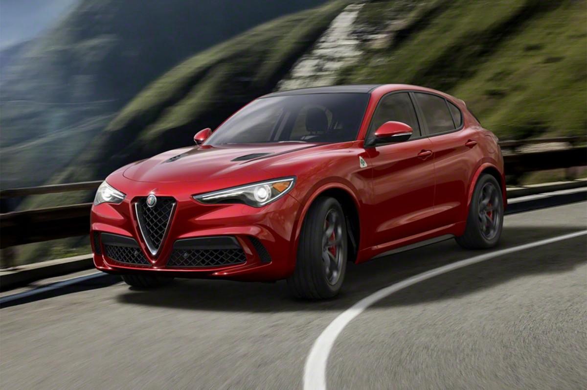 Кроссовер Alfa Romeo Stelvio – фото и характеристики