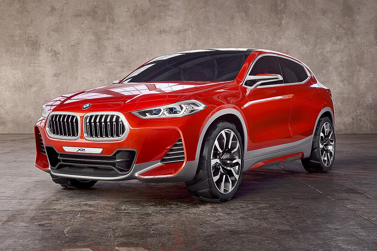 Концепт BMW X2