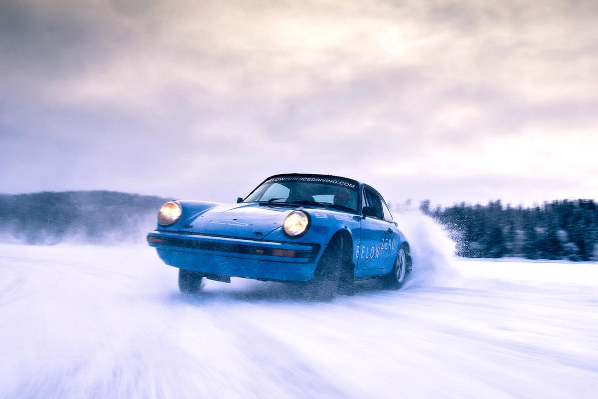 Как ездить на льду – полезные советы