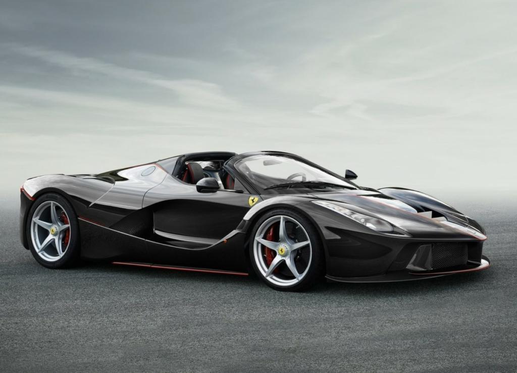 Все новые Ferrari станут гибридами